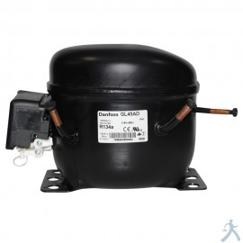 Compresor Danfoss 1/6hp Gl45ada 115v L