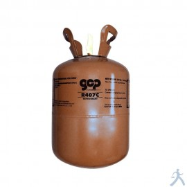 Cilindro Gas R407c 25 Lbs/11.3 Kg