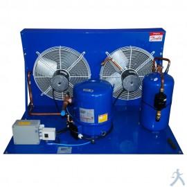 Unidad Condensacion Man. Op-Hgm125d32q