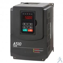 Variador Frecuencia Teco A510-4100-C3-U