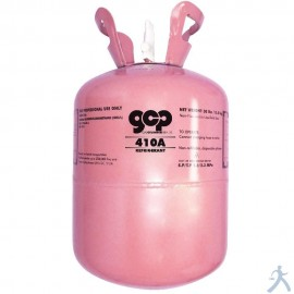 Cilindro Gas R410a 25 Lbs/11.3 Kg De