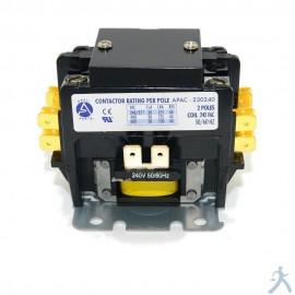 Contactor 2P 30A 240V Apac-230240