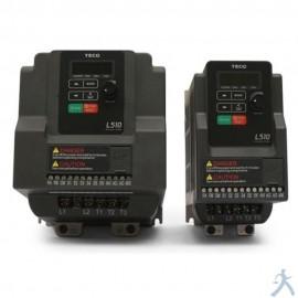 Variador Frecuencia Teco L510-2p5-H1-N