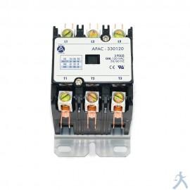 Contactor 3P 30A 120V Apac-330120