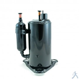 Compresor Lg 30k Btu 220v R22 Qp407kbb
