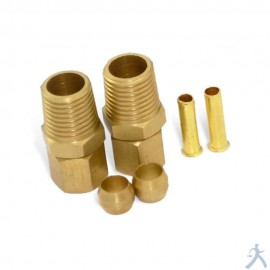 Conectores De Bronze Filtro Agua Ap