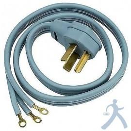 Cable Secadora G.E. (1.80mts/ 6 Pies)