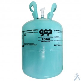 Cilindro Gas 134A 13.6Kg/30Lbs Dese