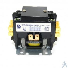 Contactor 2P 20A 24V Apac-22024