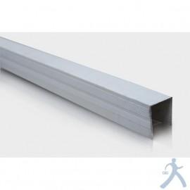 Brida Tipo U De Pvc Para Panel Ducto