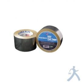 """Tape De Aluminio Polyken 3""""X50y 332"""