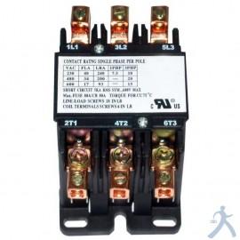 Contactor 3P 40A 240V Apac-340240