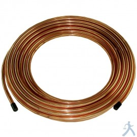 Tubo De Cobre Flexible 1/2in Ctp