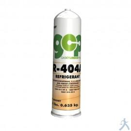 Lata Gas R404a 1.43lbs/0.650kg D