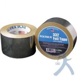 """Tape De Aluminio Polyken 2""""X50Y 332"""