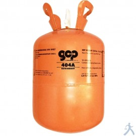Cilindro Gas R404A 24 Lbs/10.9 Kg D