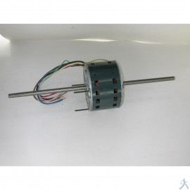 Motor A.A. Doble Eje 1/6hp 1075 Rpm 1