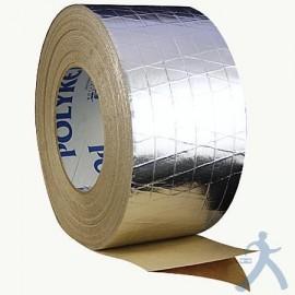 """Tape De Aluminio Polyken 3""""X50Y Ref."""