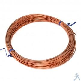 Tubo Capilar Cobre 0.081inod X 0.031ini