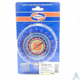Esfera Manometro Uniweld Baja G530ld-5