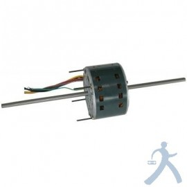 Motor A.A. Doble Eje 1/4Hp 1075/995/7