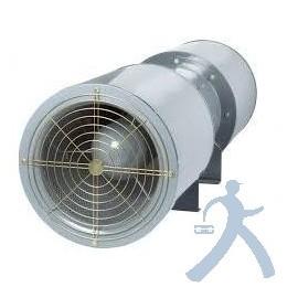 Ventilador Jet Fan S&P Tcp-400-4