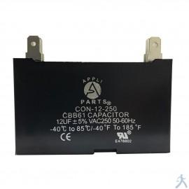 Capacitor 12 Mfd Uf 250v