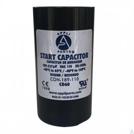 Capacitor 189-227 Mfd 110v Uf