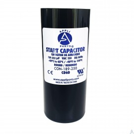 Capacitor 189-227 Mfd 250v Uf