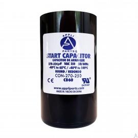 Capacitor 270-324 Mfd 250v Uf