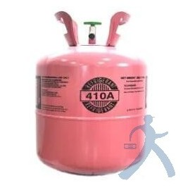 Cilindro Gas R410a 6.25 Lbs/2.8kg i