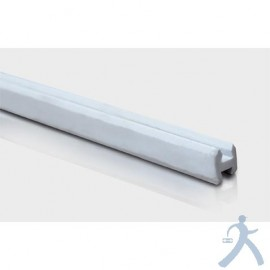 Brida Bayoneta De Pvc Para Panel Duct