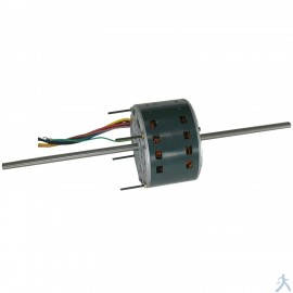 Motor A.A. Doble Eje 1/2Hp 1075/995/7