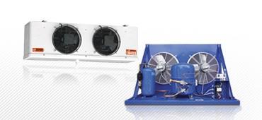 Partes y accesorios para HVAC/R